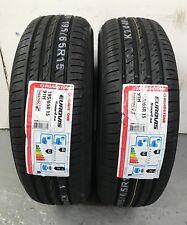 2 x 195/65 R15 Roadstone (Nexen) Eurovis Sport 04 91H 195 65 15 - TWO TYRES