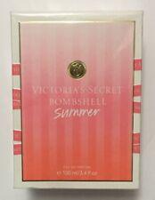 Victoria's Secret VS Bombshell Summer Perfume Eau De Parfum 3.4 oz. NEW & Sealed