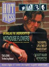 Hothouse Flowers Hot Press 9/8/90
