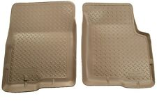 Husky Liners Classic Style- Front Mats- 35553 - 2000-2004 Tundra/Sequoia - Tan