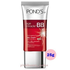 Pond's Age Miracle Expert White BB Cream SPF 30 PA++ Light Color 25 g