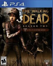 The Walking Dead Season 2 PS4 NEW SEALED DISPATCHING TODAY ALL ORDERS BY 2 PM