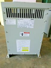 Ge 9t10a1001g33 15 Kva 480 X 120208 Volt 3 Phase Transformer Ns T1711 New