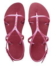Havaianas Women's Allure Maxi Beetroot Sandals