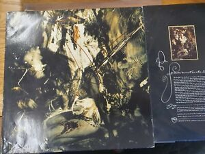 Fields Of The Nephilim – Elizium - LP Vinyl Record