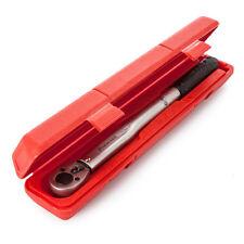 Sealey stw1011 Pro 1cm Calibré Clé dynamométrique & case 7nm to 112nm