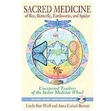 Sacred Medicine of Bee, Butterfly, Earthworm, and Spider: Shamanic Teachers of t