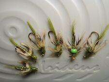 Irideus flies Chico Charmer Nymph Trout Fly Fishing Sucker Spawn Baetis