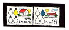 Brasil serie del año 1976 (AG-94)