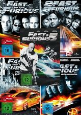 The Fast and the Furious 1 - 5  Collection (Paul Walker)             | DVD | 500