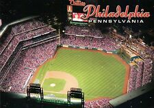 Citizens Bank Park Home of MLB Baseball Pennsylvania Phillies - Stadium Postcard