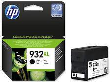 Tinta original cartuchos HP 932xl OfficeJet 6100 6600 6700 7110 7510a 7610 7612