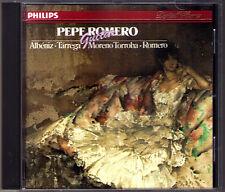 Pepe ROMERO: GUITAR Albeniz Tarrega Torroba CD Suite castellana espanola Sueno