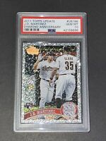 2011 Topps Update Diamond Anniversary J.D. Martinez RC Rookie PSA 10 GEM MINT