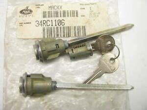 NEW OEM Mack 34RC1106 Door Lock Set For R Series Model 4-1/2in. PAI# FLK-4722