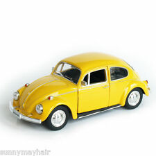 1967 Volkswagen Beetle Back Power Super Car Model Miniature 1/43 Scale Toy