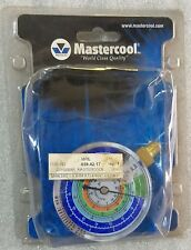 "Mastercool Lo Side Gauge PSI/BAR & Fahrenheit (2 - 1/2"")"