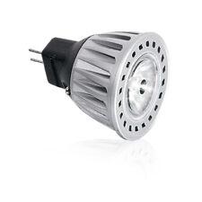 Aurora 2w 12v Gu4 High Power LED mr11 4200k  Cool White