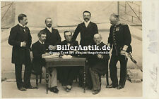 The members of the First International Olympic Committee Olympia Photo S 156