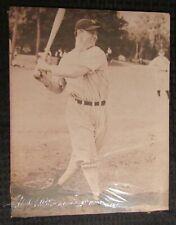 "Vintage LOU GEHRIG New York Yankees 11x14"" Baseball Promo Print FN 6.0"