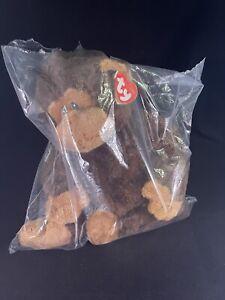 """NEW 2009 Ty Beanie Babies Bungle Monkey Ape 13"""""""