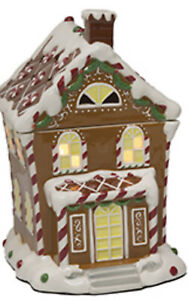Scentsy GINGERBREAD HOUSE LIMITED EDITION WARMER - FAST SHIPPING