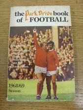 1968/1969 Park Drive: LIBRO del calcio (LEGGERA PIEGATURA di copertina). grazie F