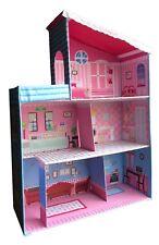 Zusammenfaltbares Puppenhaus Spielhaus Barbiehaus