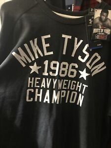 """Under Armour Roots Of Fight Boxing-""""Mike Tyson"""". Limited-Rare!"""