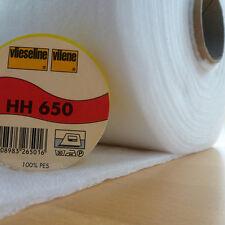 Vlieseline HH650 weiß 150cm X 25m