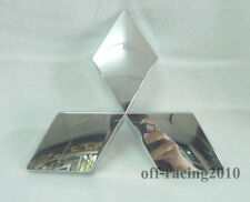 FOR MITSUBISHI TRITON/PLUS L200 PICK UP CHROME FRONT LOGO EMBLEM GENUINE GENUINE