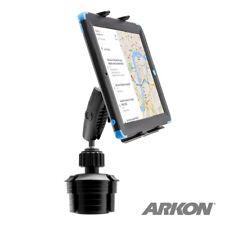 TABRM023-S Arkon Heavy Duty Cup Holder Mount for Apple iPad Samsung LG Tablet