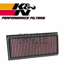 K&N HIGH FLOW AIR FILTER 33-2881 FOR SMART FORFOUR 1.5 BRABUS 177 BHP 2005-06