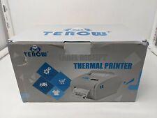 Terow Thermal Receipt Printer Pos 9210 Open Box