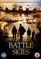 BATTLE FOR THE SKIES  - DVD - REGION 2 UK