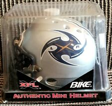 Vintage Original LOS ANGELES XTREME XFL BIKE Authentic Mini Helmet NIB *RARE*