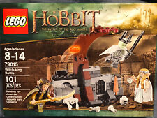 Lego The Hobbit The Witch-King Battle 79015 Lotr Lord Of The Rings Damaged Box