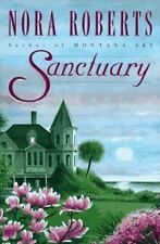 NEW Sanctuary by Nora Roberts (1997, Hardcover) First...