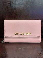 Michael Kors Iphone 5 5s Wallet Phone Case Soft Pink Card Holder