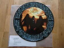 """Non Serviam / Necrotical /  Rare Picture Disc 12"""" !!"""
