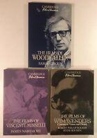 Cambridge Film Classics Woody Allen Wim Wenders & Minnelli 1993 LIKE NEW!