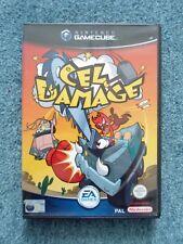 Nintendo Gamecube CEL DAMAGE Electronic Arts Video Game (b)