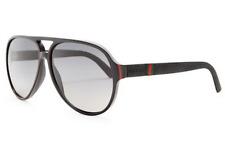 a9e71741ca GUCCI Aviator Men Sunglasses GG 1065 S Black Red Green Grey Polarized 4UPWJ