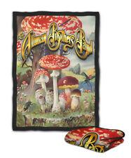 Allman Brothers Band Discography Fan Art Blanket ( KIDS / MEDIUM / LARGE )