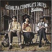 The Carolina Chocolate Drops - Heritage (2008)