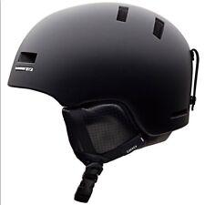 Giro Shiv Ski Snowboard Helmet Matte Black Small 52-55.5 cm - New with Tags!