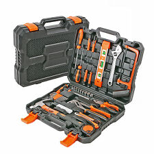 Werckmann® Werkzeugkoffer 50 tlg in Transportkoffer mit hochwertigem Werkzeug
