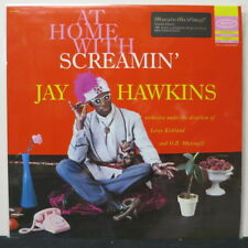 SCREAMIN JAY HAWKINS 'At Home With...' MOV Audiophile 180g Vinyl LP NEW/SEALED