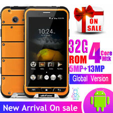 Ulefone IP68 Rugged Mobile Phone Octa Core 3GB+32GB Android 3G 4G Smartphone USA