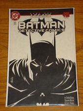 DETECTIVE COMICS #700 VOL1 DC COMIC BATMAN LEGACY PART1 AUGUST 1996